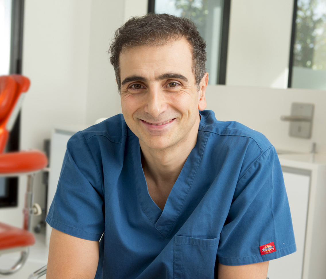 Dr Sébastien Molko